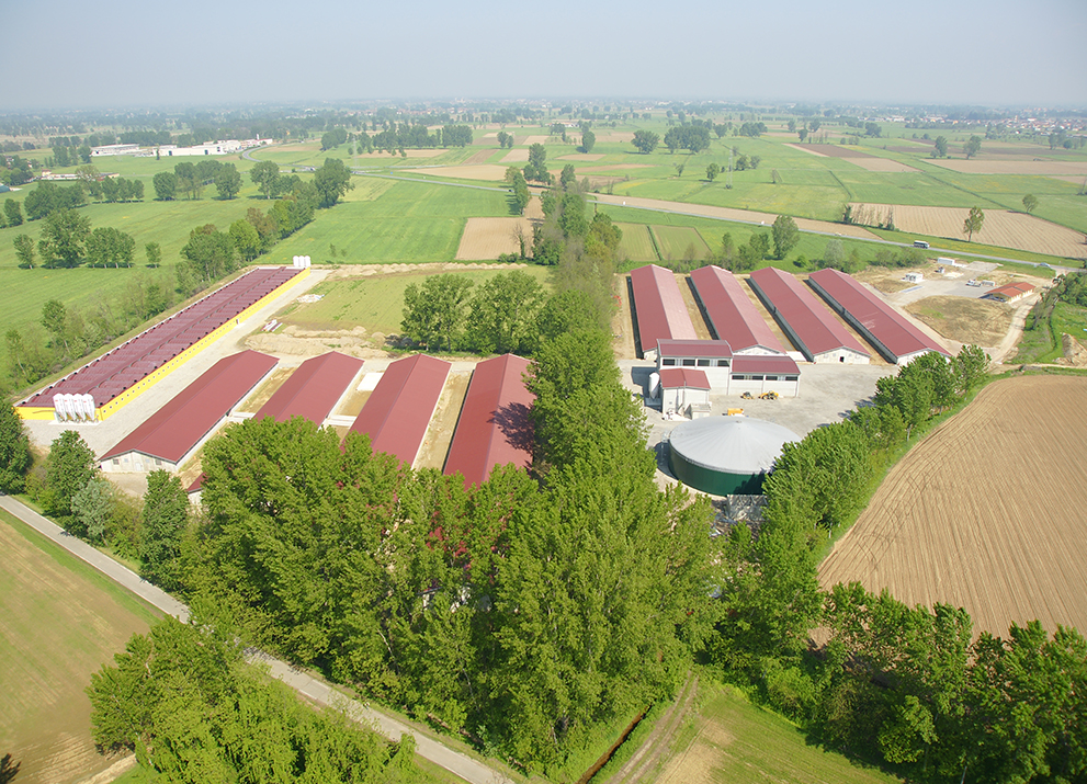 A small slurry plant in Italy – ecologically useful and profitable